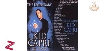 Kid Capri – 52 Beats (mixtape 1992)