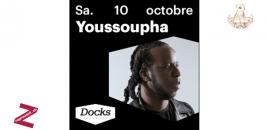 Youssoupha aux Docks, samedi 10 octobre