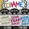 dj Idem – Crame vol. 1, 2 & 3 (mixtapes)