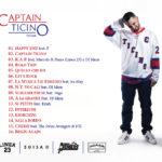 Sisma - Captain Ticino tracklist