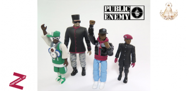 Figurines Public Enemy