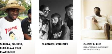 concours : SuperwakClick x Flatbush Zombies x Gucci Mane