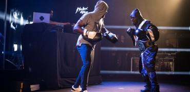 Calibré pour le live, Kery James est Mouhammad Alix