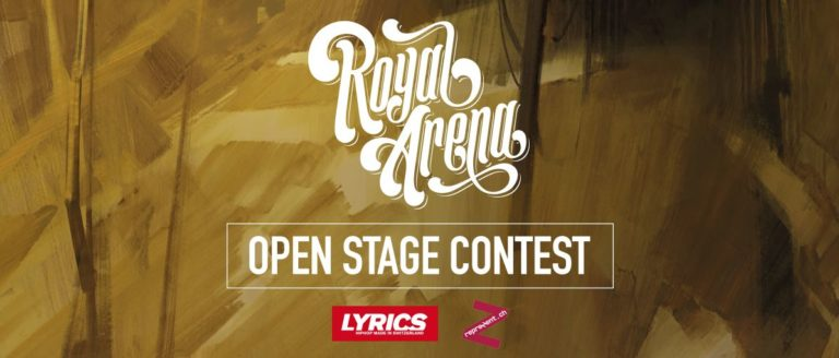 Royal Arena Open Stage Contest
