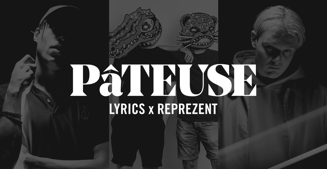 lyrics pâteuse