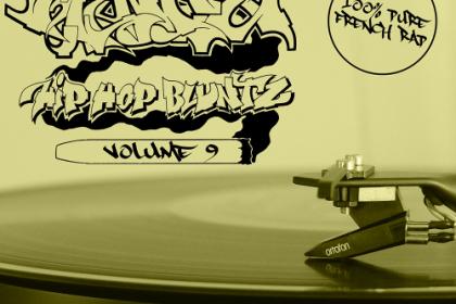 DJ Menas – Hip Hop Bluntz #9