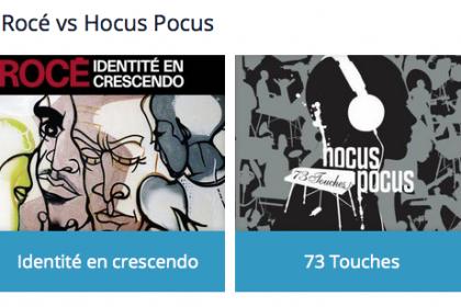 A la recherche… Rocé vs Hocus Pocus