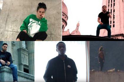 Voici 5 des 6 finalistes du Royal Arena Contest