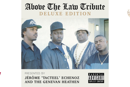 Jérôme « Tacteel » Echenoz – Above The Law Tribute
