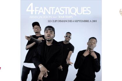 Arma Jackson ft 3e Mi-Temps – 4 Fantastiques + Headshot