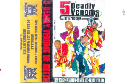 P.F. Cuttin', Mister Cee, Tony Touch, Premier, Evil Dee – 5 Deadly Venoms of Brooklyn