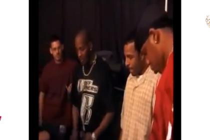 Jay Z vs DMX, la battle