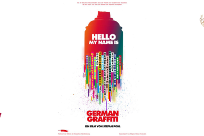 Hello my name is – German Graffiti