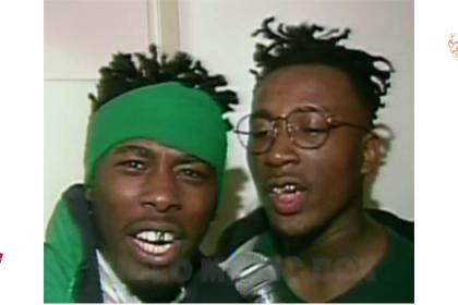 GZA freestyle sur une b-box d'ODB (1991)