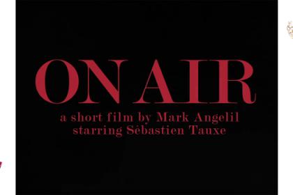 On Air (court-métrage de Mark Angelil)