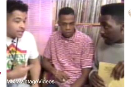 La première télé de Jay-Z