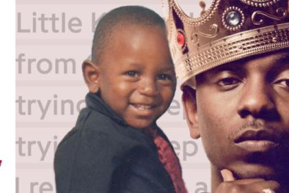 L'autobiographie de Kendrick par Kendrick Lamar