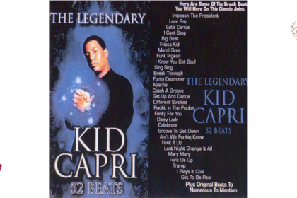 Kid Capri – 52 Beats (mixtape 1992)