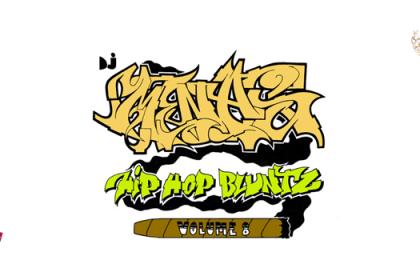 dj Menas – Hiphop Bluntz 8 (mixtape)