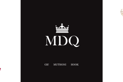 Muthoni The Drummer Queen – MDQ (Swiss Edition) EP