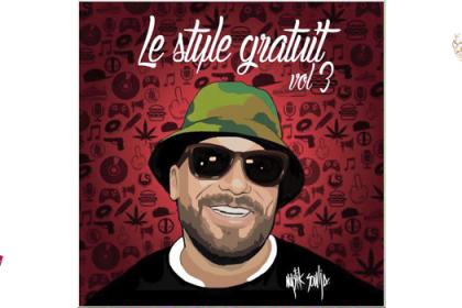 Mystik Soulja – Style Gratuit vol. 3 (mixtape)