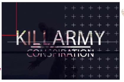 Nokti – Killarmy : Conspiration