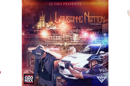 dj Ozo – Lausanne Nation vol. 2 (mixtape)