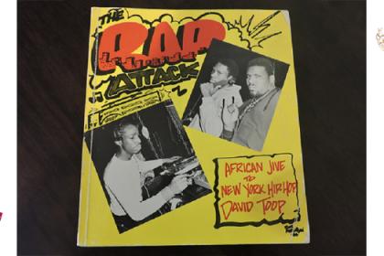 Idée Cadeau : Le 1er livre consacré au Hiphop