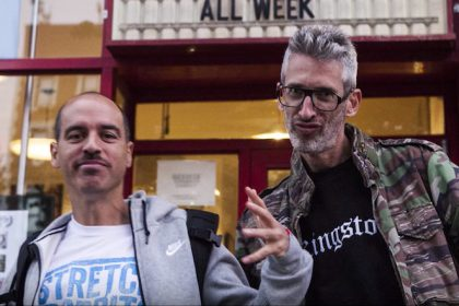 Stretch Armstrong et Bobbito viennent sauver le game