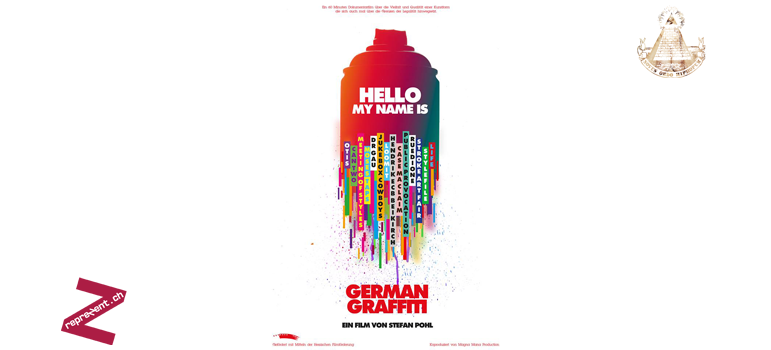Hello my name is – German Graffiti