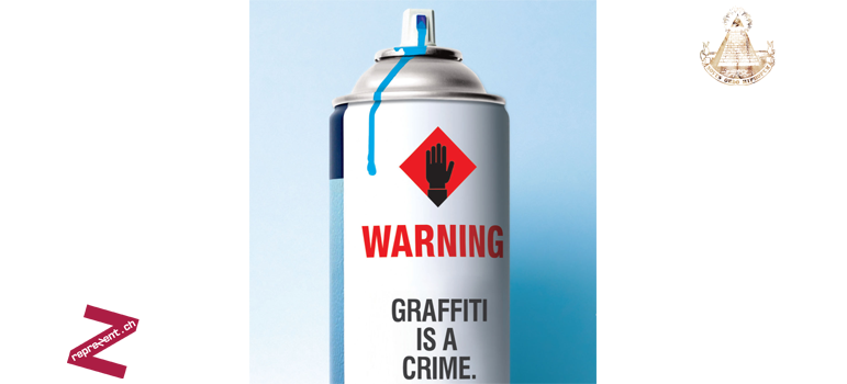 Les peines du graffiti