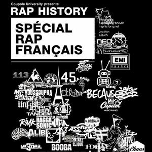 dj Wiz – Rap History «Spécial Rap Français» Pt.1